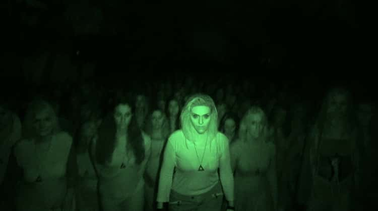The Women Of 'Paranormal Activity'
