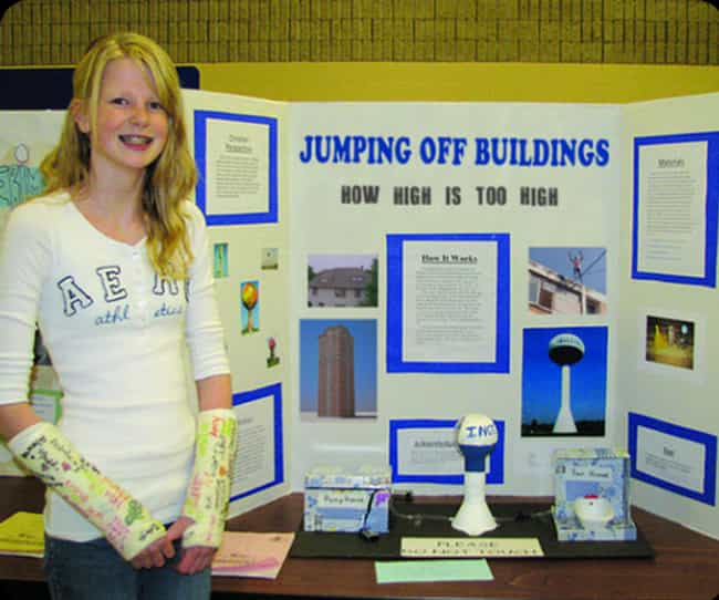 Science Fair Projects Gone Horribly Wrong - 🍀ViraLuck