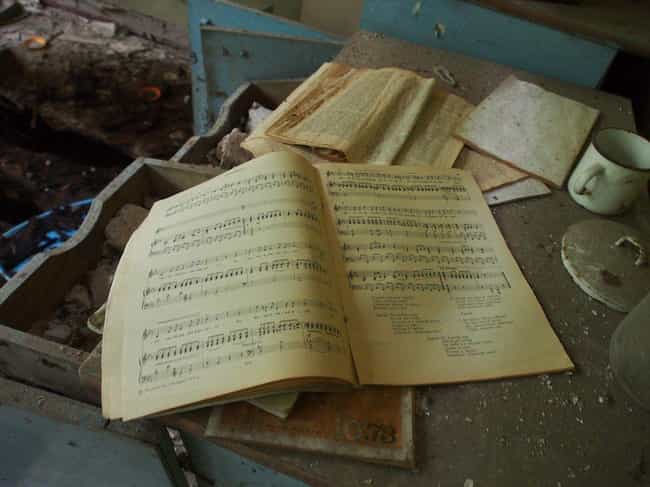 An Entire Village Was Bulldoze... is listed (or ranked) 4 on the list Creepy Stories From Chernobyl