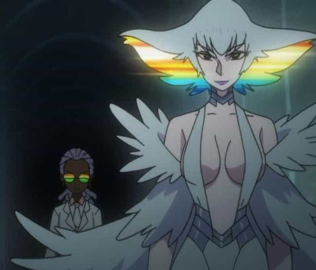 Ragyo Kiryuin From Kill La Kil... is listed (or ranked) 3 on the list 15 Anime Characters Seemingly Designed Specifically To Frustrate Cosplayers