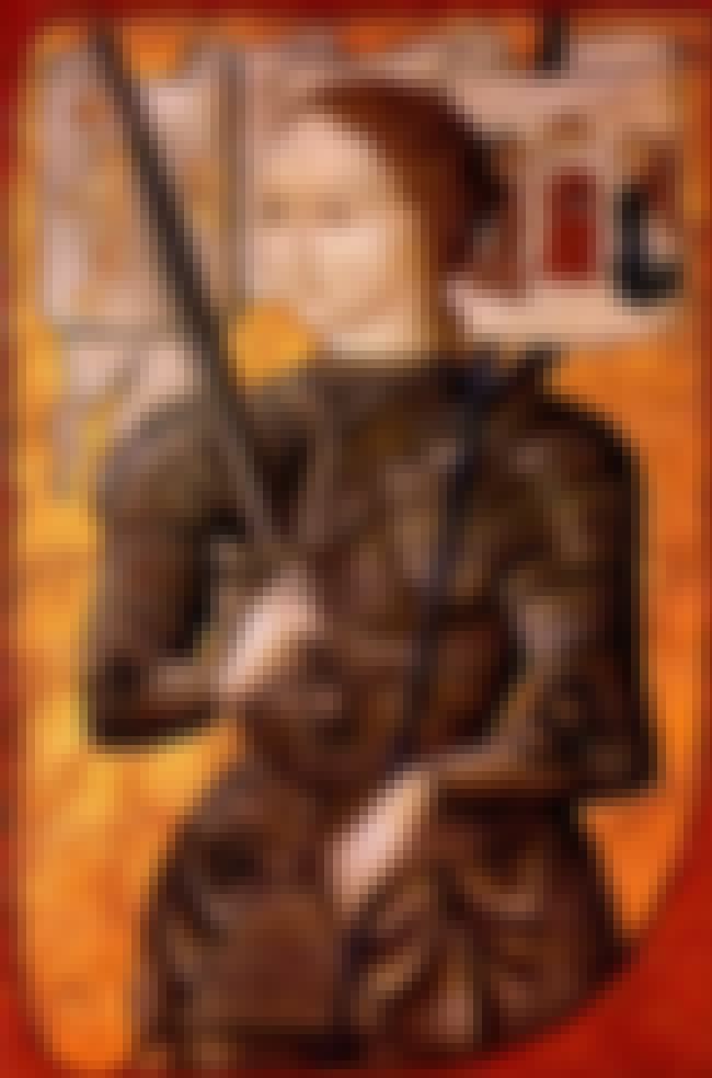 She Bossed Around Knights is listed (or ranked) 3 on the list 12 Surprising Facts Most People Don't Know About Joan of Arc