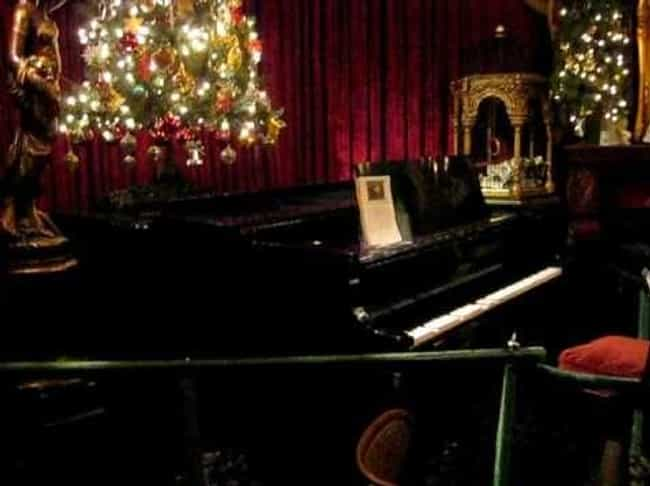 A Ghost Named Irma Is The Resi... is listed (or ranked) 4 on the list The Haunted History Of Hollywood's Magic Castle