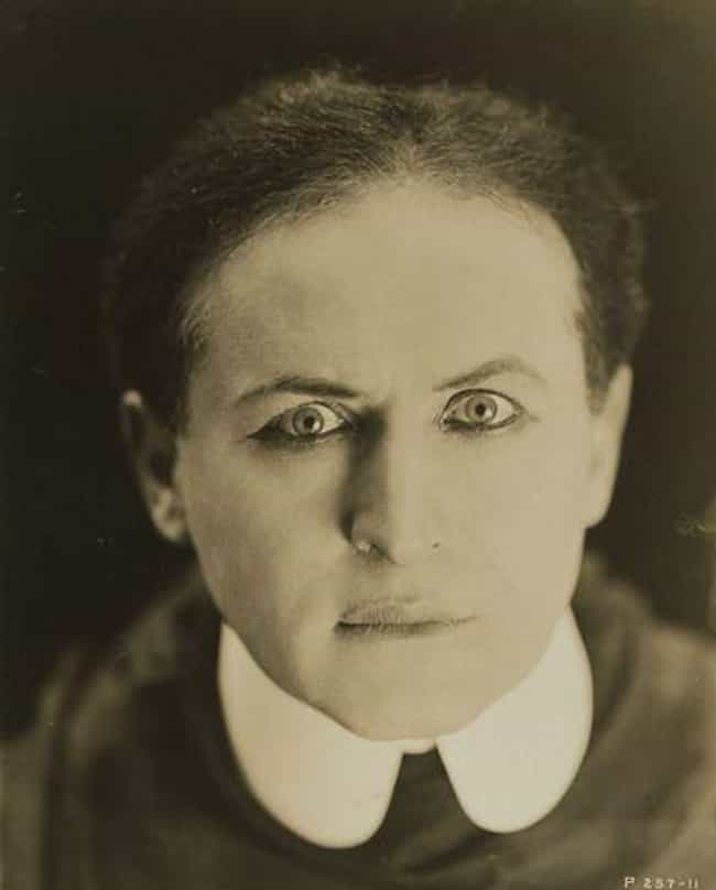 Houdini's Ghost May Have S... is listed (or ranked) 4 on the list The Haunted History Of Hollywood's Magic Castle
