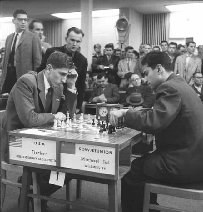 He Once Called A Radio S... is listed (or ranked) 1 on the list 14 Weird Facts About The Remarkably Strange Life of Chess Champion Bobby Fischer
