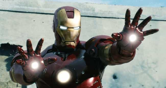 Mark III is listed (or ranked) 3 on the list All 30 Iron Man Suits That Have Appeared On Screen
