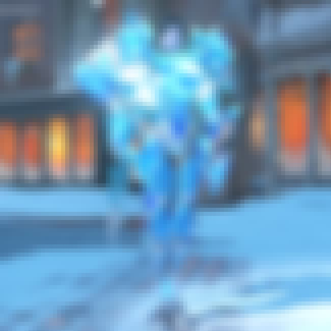 Pharah's Winter Skin is listed (or ranked) 3 on the list The Best Collectible Skins In Overwatch
