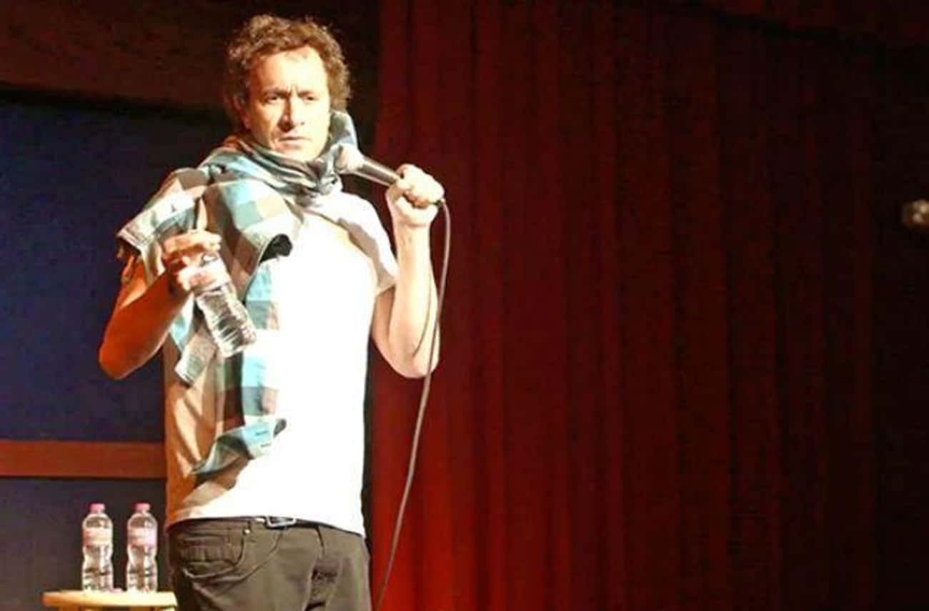 He's Back On The Stand-Up Circuit