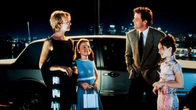 That Custody Arrangement... is listed (or ranked) 1 on the list 18 Reasons The Parent Trap Is Actually Really Messed Up