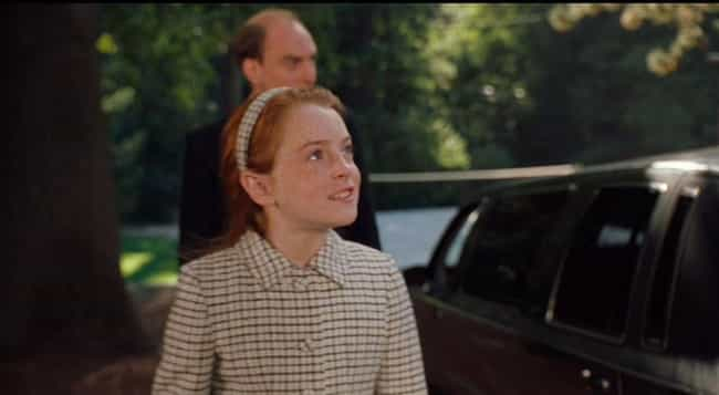 No One Realizes That Sending E... is listed (or ranked) 5 on the list 18 Reasons The Parent Trap Is Actually Really Messed Up
