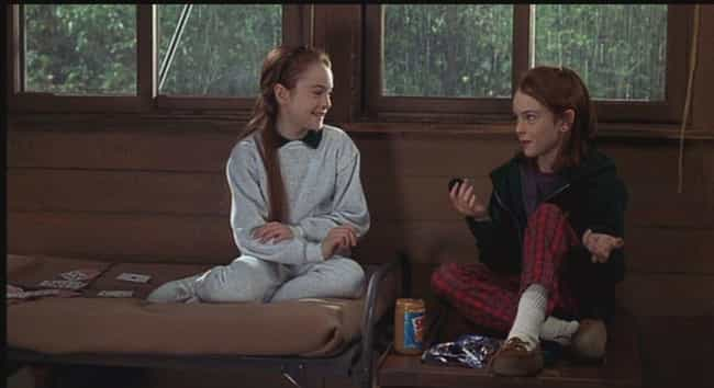 The Camp Has A Prison Cabin is listed (or ranked) 8 on the list 18 Reasons The Parent Trap Is Actually Really Messed Up