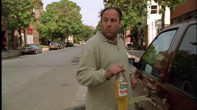 Tony's Orange Juice And Al... is listed (or ranked) 1 on the list 12 Gangster Movie Homages On The Sopranos Most People Totally Missed