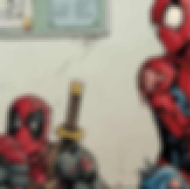 Deadpool And Spider-Man is listed (or ranked) 2 on the list 15 Adorable Marvel Superhero BFFs That Are Total Friendship Goals