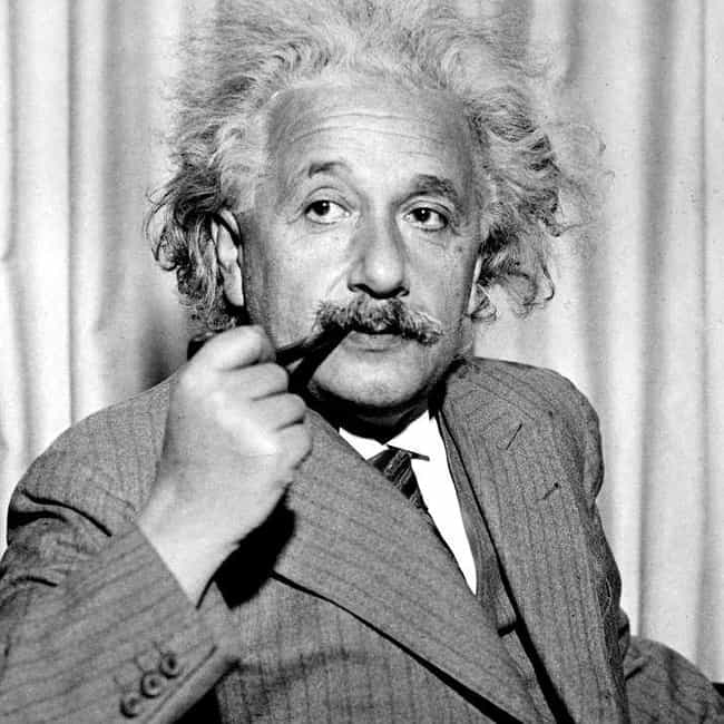 He Smoked Cigarette Butt... is listed (or ranked) 3 on the list Oddball Facts About Albert Einstein's Eccentricity