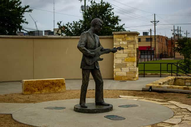 Buddy Holly's Desire To Do Lau... is listed (or ranked) 3 on the list 13 Last-Minute Decisions That Changed World History