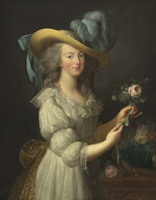 Marie-Antoinette's Last-Minute is listed (or ranked) 11 on the list 13 Last-Minute Decisions That Changed World History