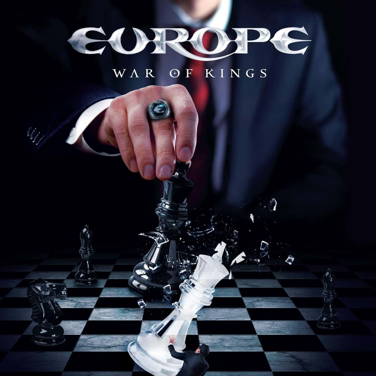 War of Kings is listed (or ranked) 2 on the list The Best Europe Albums of All Time
