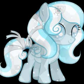 Snow Drop is listed (or ranked) 22 on the list The Best My Little Pony: Friendship Is Magic Characters