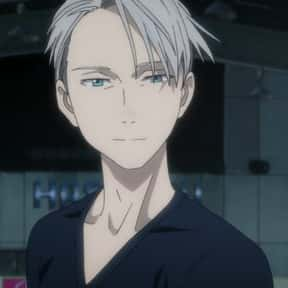 Victor Nikiforov is listed (or ranked) 18 on the list The Best Anime Characters With Gray Hair