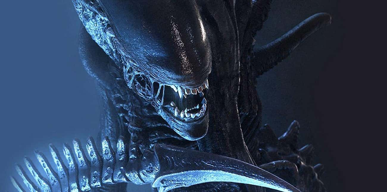 Xenomorphs From 'Alien' is listed (or ranked) 2 on the list What Will Aliens Look Like When They Finally Show Up?