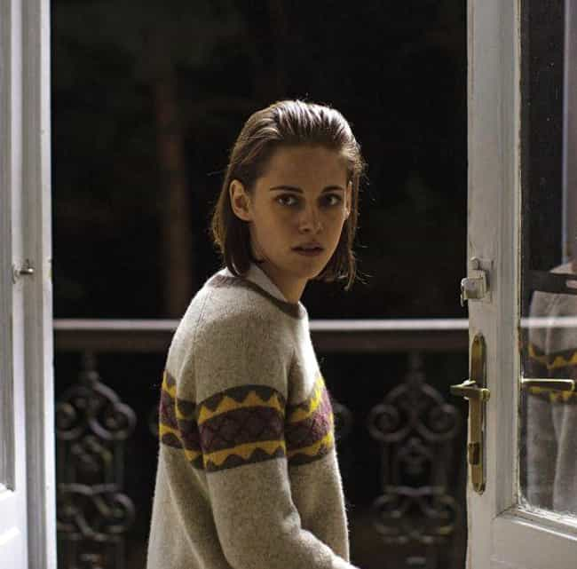 There Was a Presence is listed (or ranked) 3 on the list Personal Shopper Movie Quotes