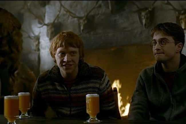 Butterbeer In Harry Pott... is listed (or ranked) 4 on the list All The Harry Potter Foods You Wanted To Eat