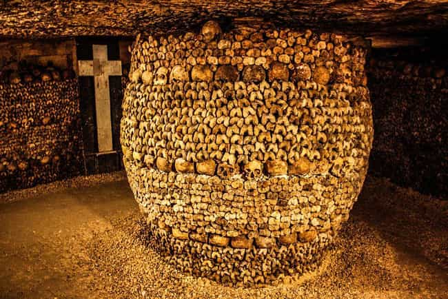 Found Footage Is Rumored... is listed (or ranked) 1 on the list 10 Chilling Stories From Catacombs Around The World