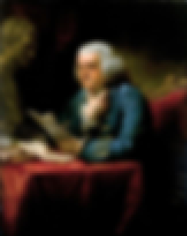 Benjamin Franklin Offered Inde... is listed (or ranked) 1 on the list 10 Strange Facts About What Sex Was Like in Revolutionary America