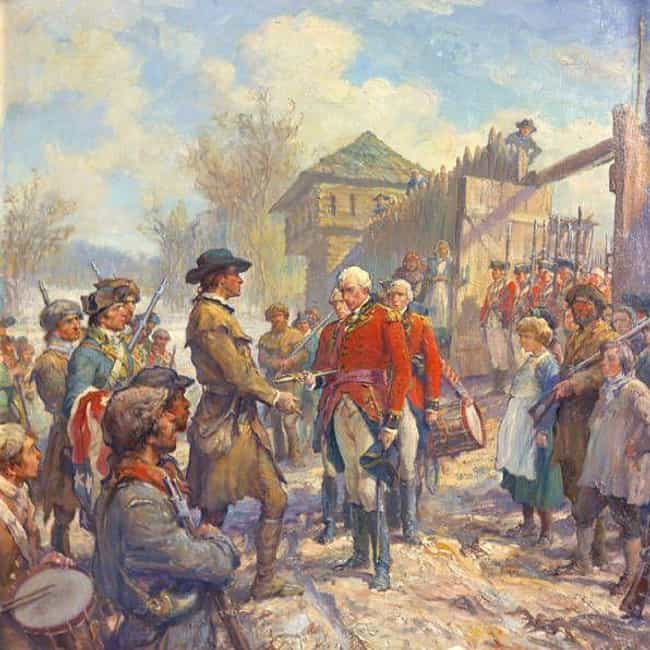 There Were Same-Sex Rela... is listed (or ranked) 4 on the list 10 Strange Facts About What Physical Intimacy Was Like in Revolutionary America