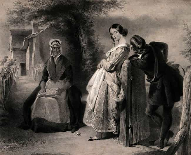 Dating Sometimes Involve... is listed (or ranked) 2 on the list 10 Strange Facts About What Physical Intimacy Was Like in Revolutionary America