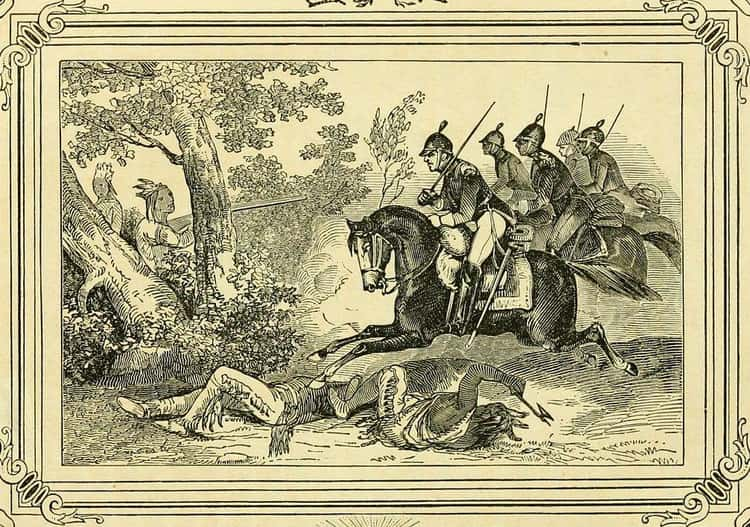 He Led Brutal Military Campaigns Against Native Americans
