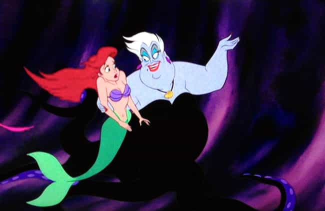 88f41b4068ea2 Ariel Is Told She'd Be Better ... is listed (or ranked Photo: Buena Vista  Pictures. The original Little Mermaid ...
