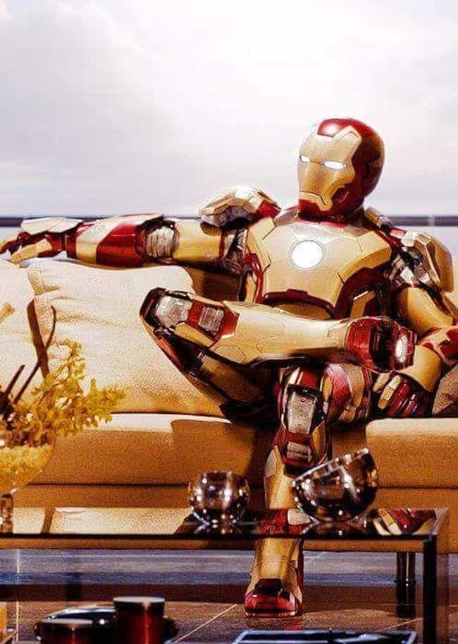 Autonomous Prehensile Propulsi... is listed (or ranked) 4 on the list All 30 Iron Man Suits That Have Appeared On Screen