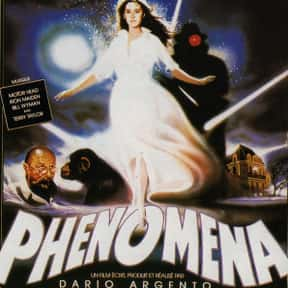 Phenomena is listed (or ranked) 14 on the list The Best Horror Movies About Killer Insects