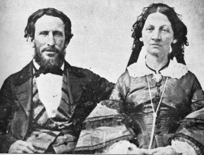 They Ignored Warnings About An... is listed (or ranked) 4 on the list 13 Tragic Mistakes That Doomed The Donner Party
