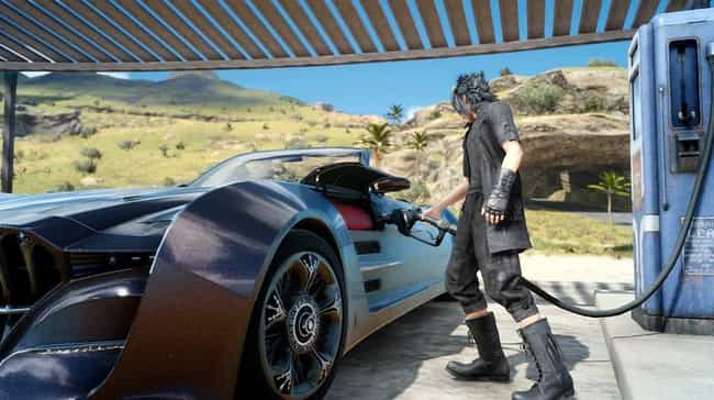 The Car Takes Forever to... is listed (or ranked) 4 on the list Reasons Why Final Fantasy XV Is Just Killing Players