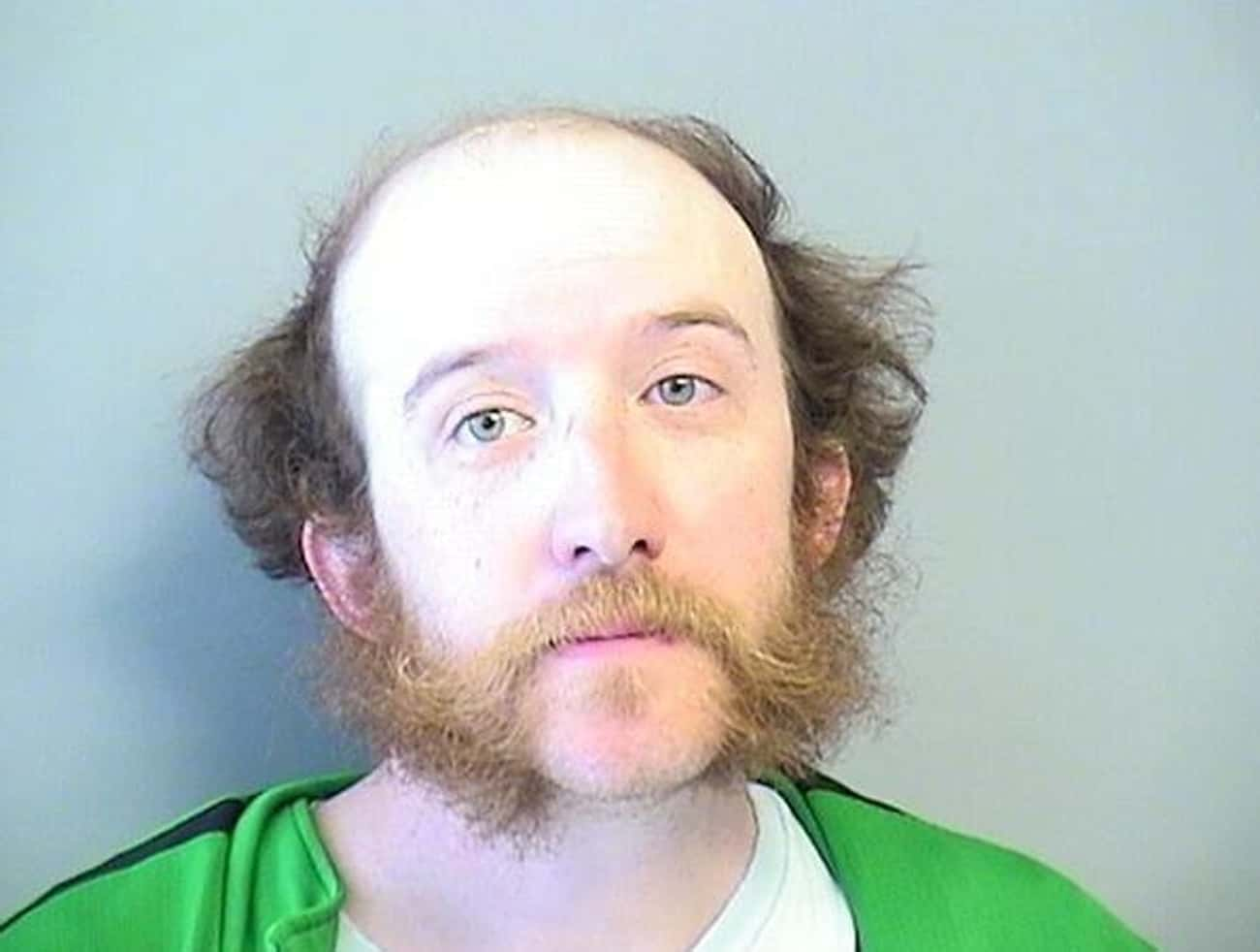 Holy Sh*t It's A Real Leprecha is listed (or ranked) 3 on the list 22 St. Patrick's Day Mugshots That Were Anything But Lucky