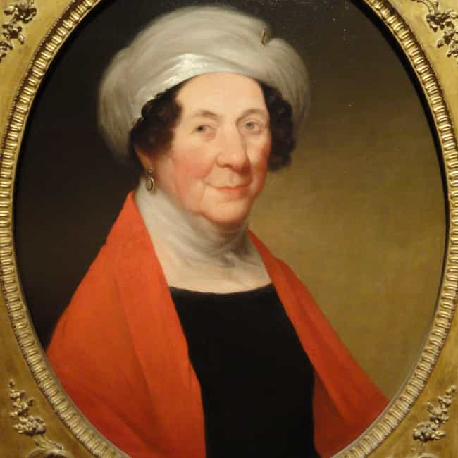 Her Actual Name Is Unknown is listed (or ranked) 1 on the list The Tragic Life Of Dolley Madison, A Badass First Lady