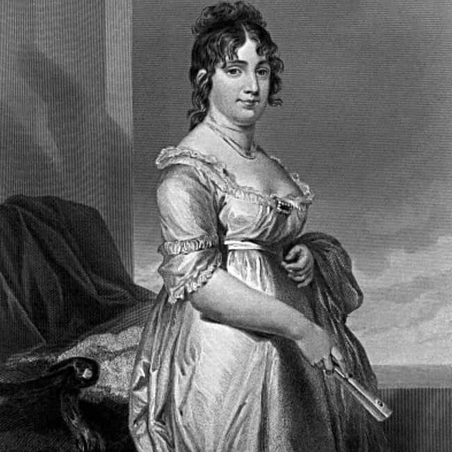 She Was Considered The Greates... is listed (or ranked) 3 on the list The Tragic Life Of Dolley Madison, A Badass First Lady
