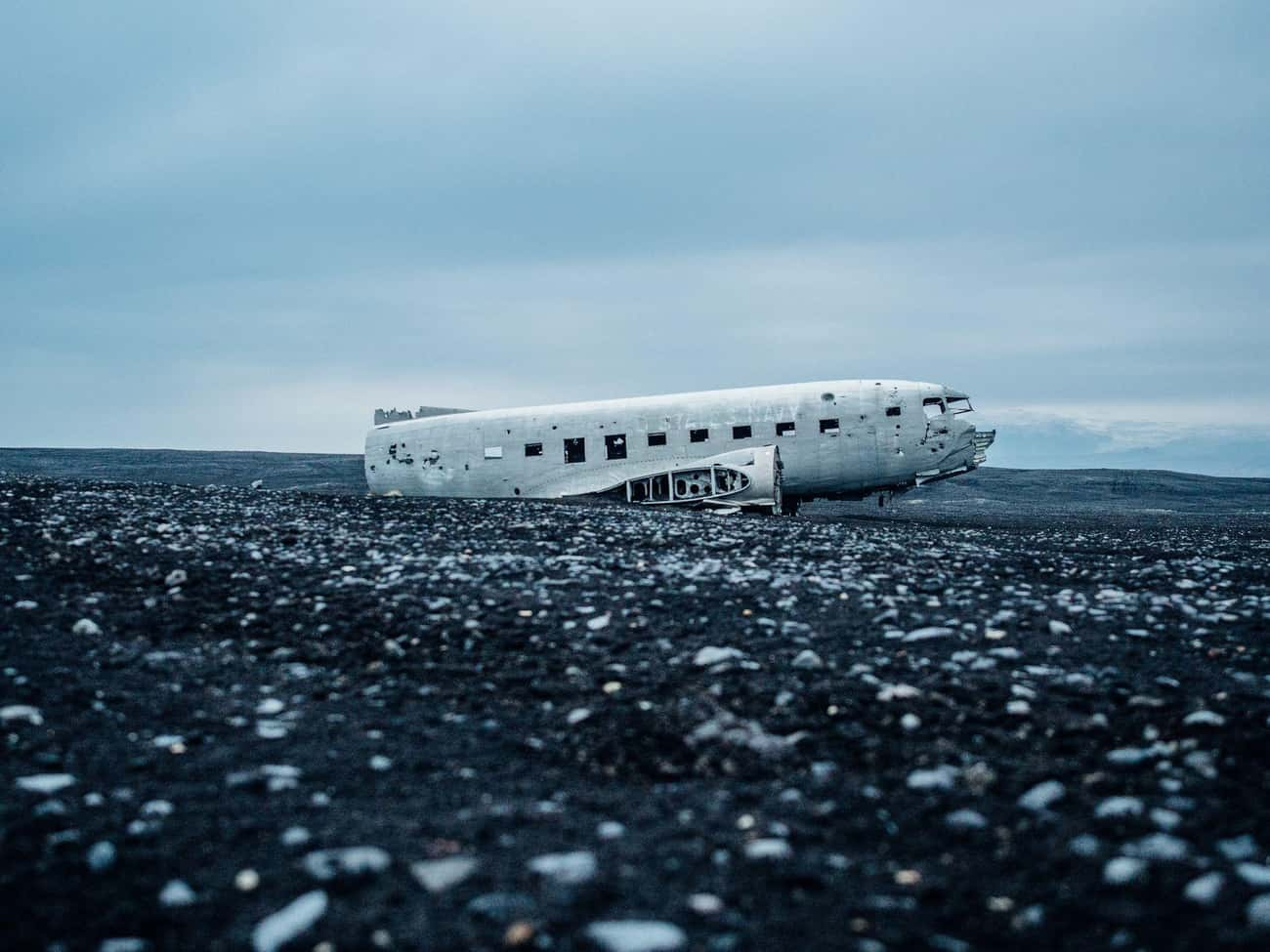 Twisted Wreckage On Sólheimasa is listed (or ranked) 3 on the list 10 Creepy Plane Wreckages In Remote Areas You Can Visit Today