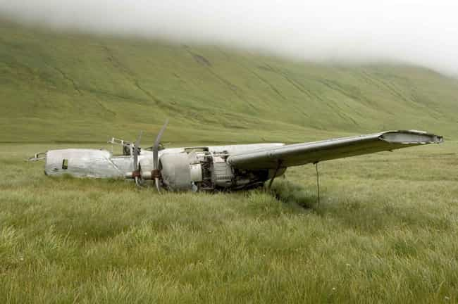 An Alaskan Aviation Relic Is A... is listed (or ranked) 4 on the list 10 Creepy Plane Wreckages In Remote Areas You Can Visit Today
