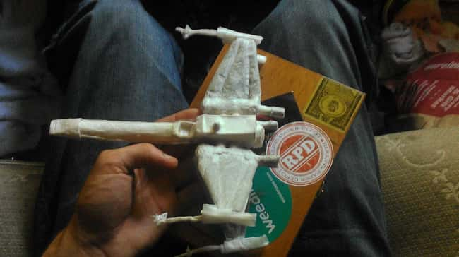 Weed Wing is listed (or ranked) 16 on the list Insanely Creative And Totally Smokeable Joints