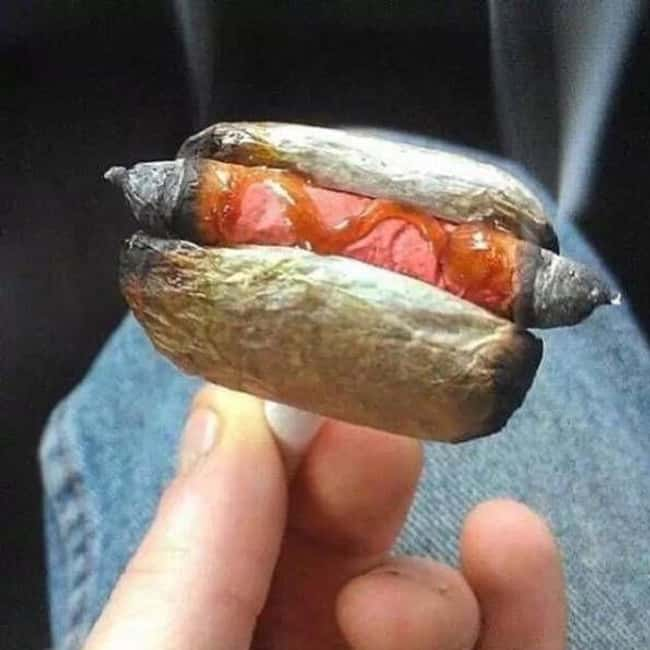 Well, Hot Dog! is listed (or ranked) 7 on the list Insanely Creative And Totally Smokeable Joints