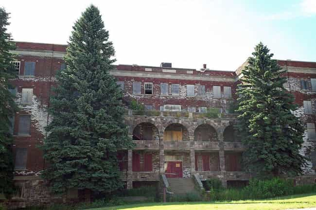 Abused Native American C... is listed (or ranked) 2 on the list Eerie And Disturbing Ghost Stories From Orphanages