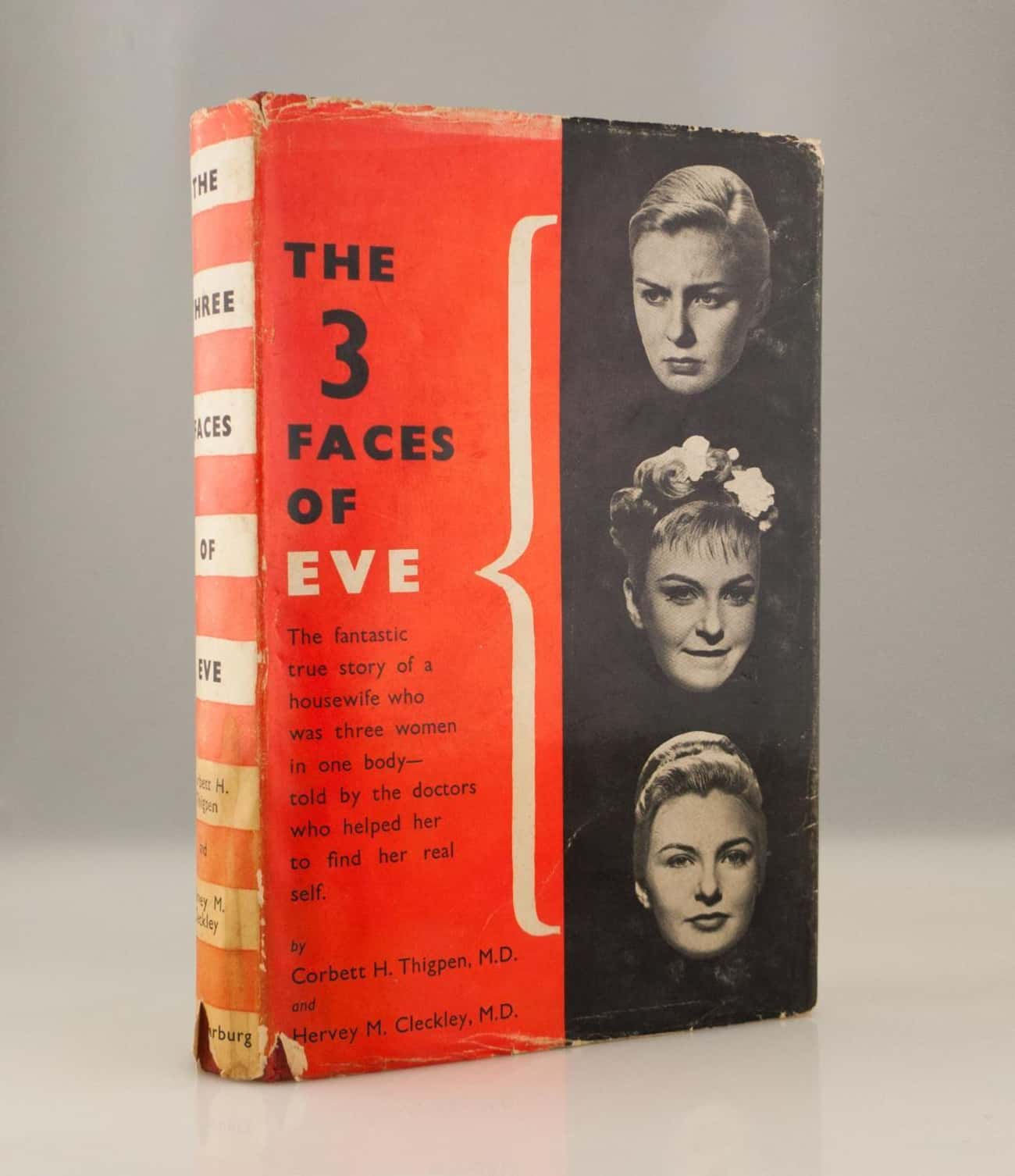 "The Real ""Three Faces Of Eve"" is listed (or ranked) 3 on the list Famous Cases Of Dissociative Identity Disorder"