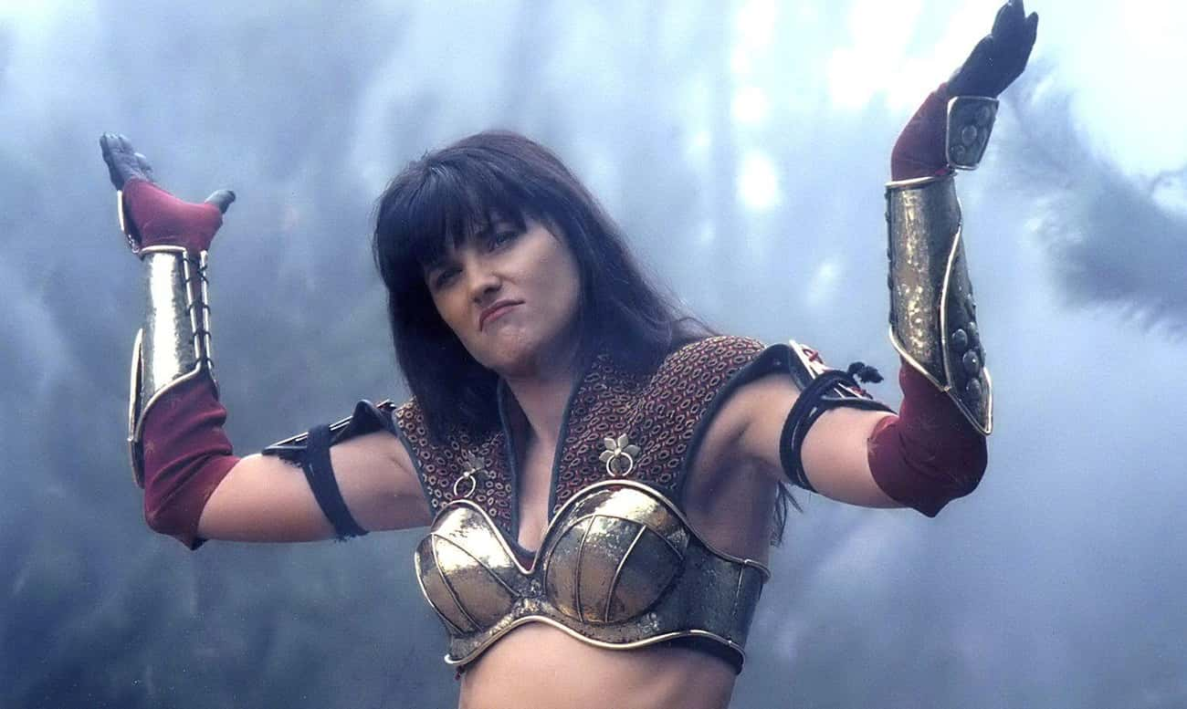 Lucy Lawless Wasn't The First  is listed (or ranked) 1 on the list 16 Enchanting Facts About Xena: Warrior Princess Most Fans Don't Know