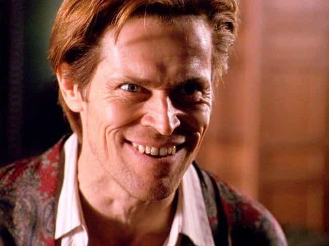 According To Him, He Was... is listed (or ranked) 3 on the list 18 Unexpected Facts About Willem Dafoe Most People Don't Know
