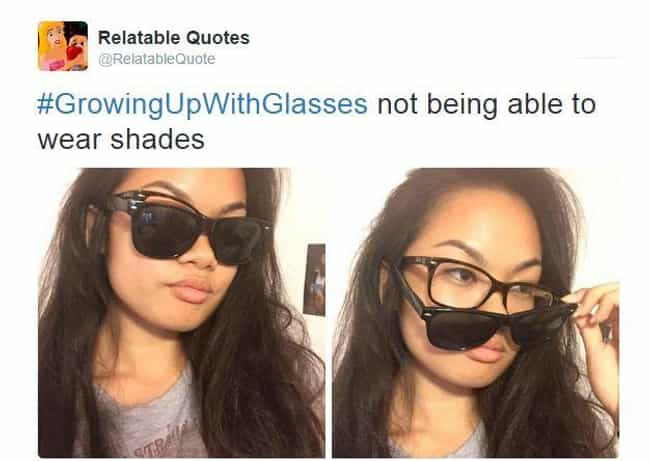 Sun Of A B*tch! is listed (or ranked) 3 on the list Spot-On Memes About Wearing Glasses