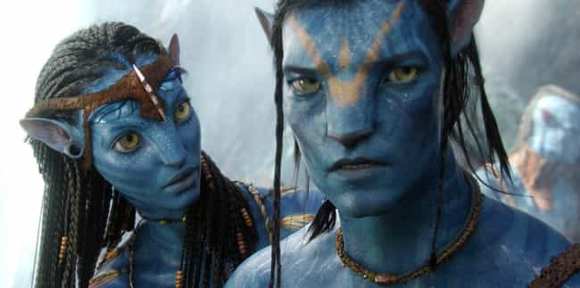 Na'vi From 'Avatar' is listed (or ranked) 5 on the list What Will Aliens Look Like When They Finally Show Up?