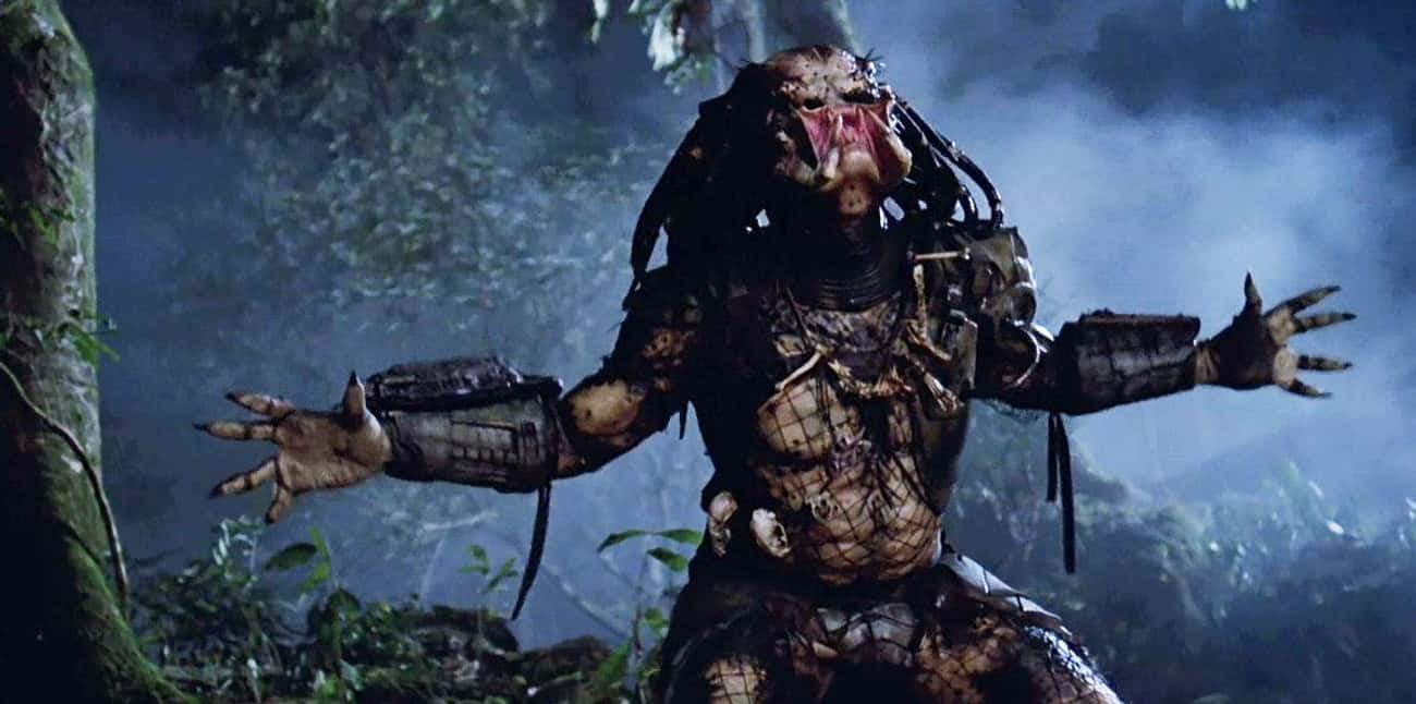 Yautja From 'Predator' is listed (or ranked) 4 on the list What Will Aliens Look Like When They Finally Show Up?