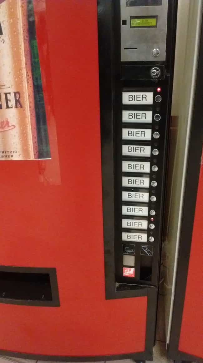 Tiers For Biers is listed (or ranked) 2 on the list Pictures That Could Only Be Taken In Germany
